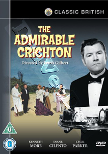 The Admirable Crichton (DVD)